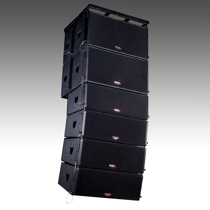 Compact Double 10 Inch Line Array System KF210&KF215B