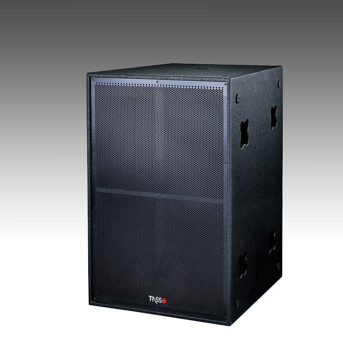 Port Loaded High SPL Subwoofer SUB218B