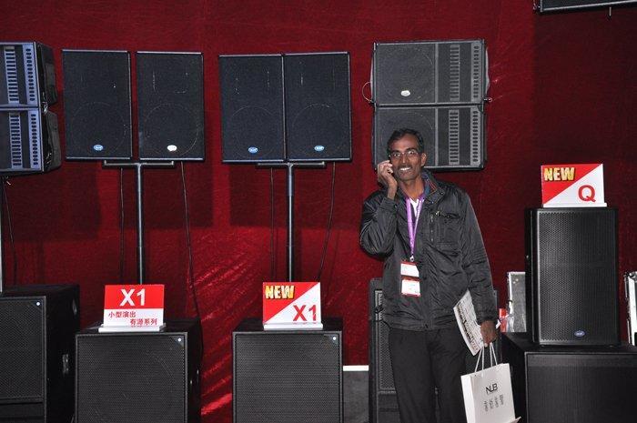 Pro Light & Sound in Guangzhou 2011