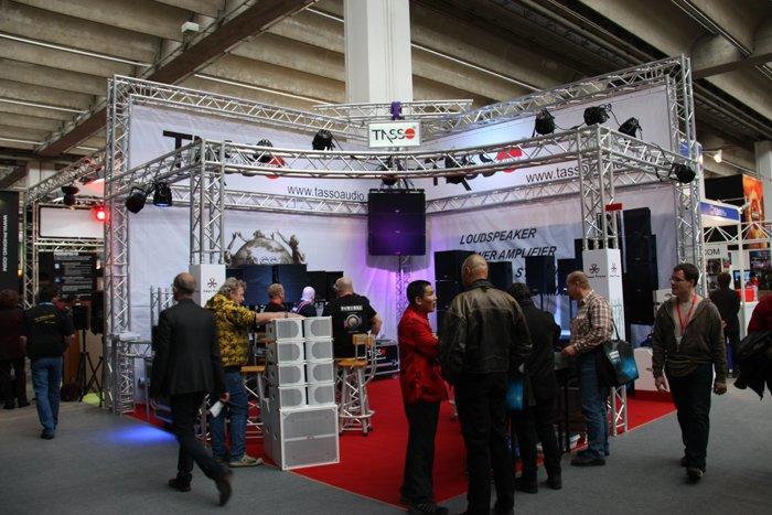 Pro Light & Sound in Frankfurt 2011