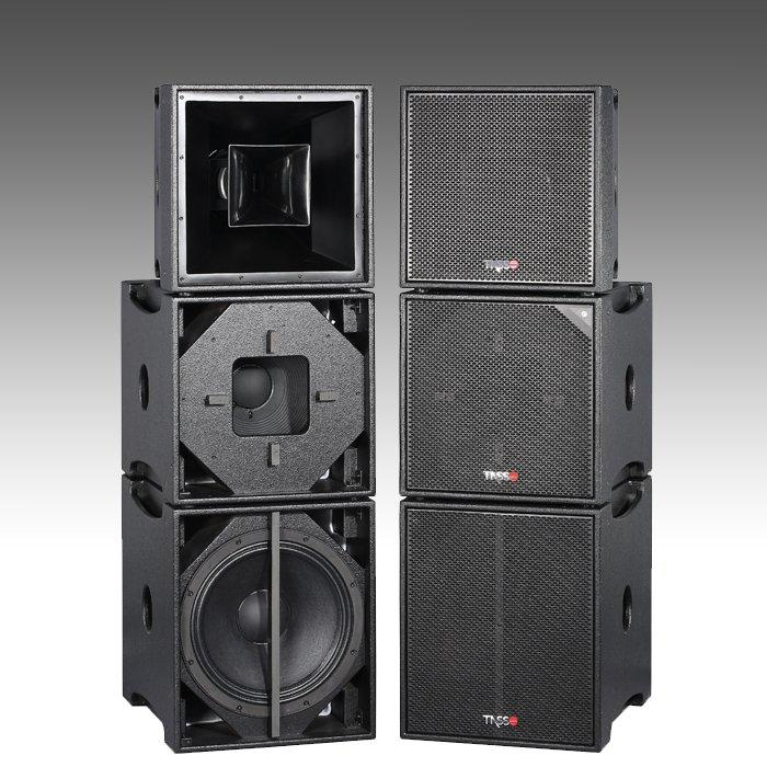 T6 New active loudspeaker Touring Sound Speaker
