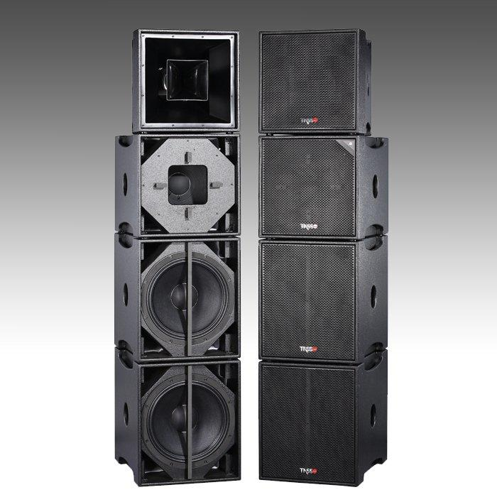 T8 Active Concert Sound System