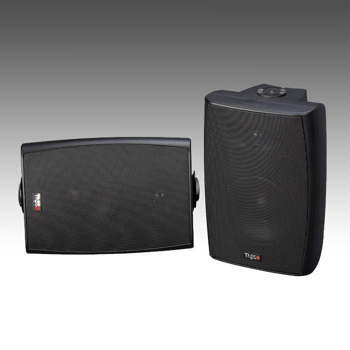 HP6.5 Plastic Speaker