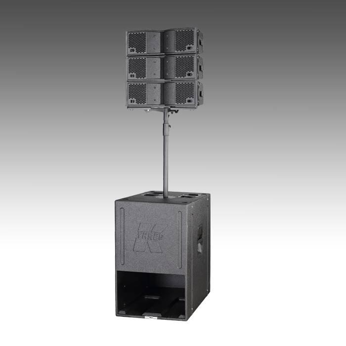 TASSO latest Dual 6.5 active sound system of K3
