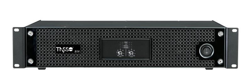 BI Series Professional Amplifier