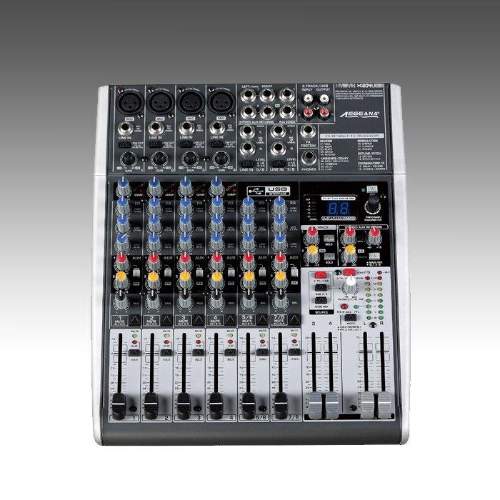 FX804 Mixer