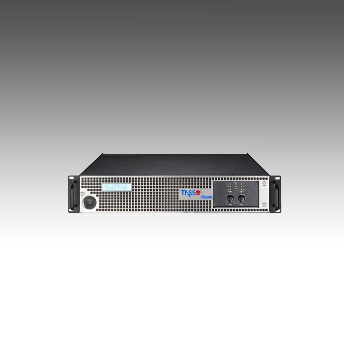 PA big power 2 channels Stereo switching amplifier series