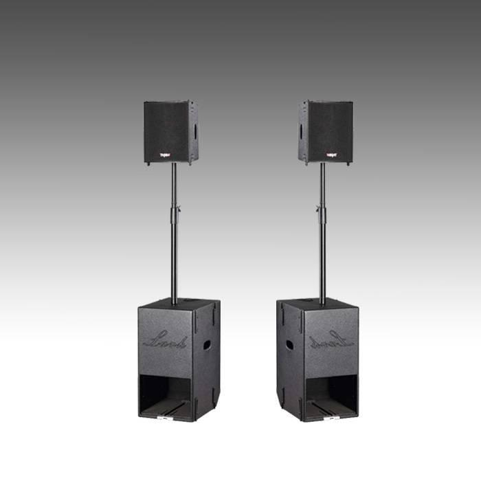 Lark 806 + Lark 112BA Integrated Hybrid Line Source Array Speaker System